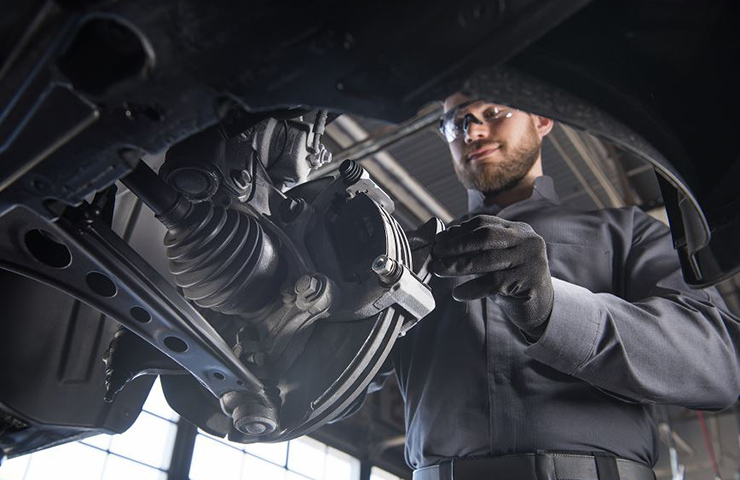 Programas de capacitación de GM para candidatos a técnicos de Servicio del concesionario